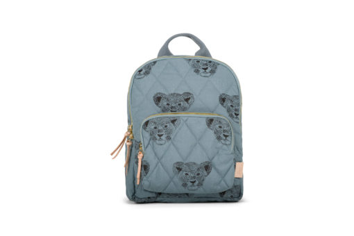 moumout-paris-backpack s quilted lionceau